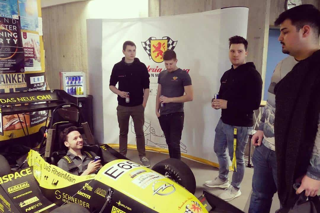 Scuderia-Mensa-Formula-Student-Messe-presence